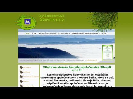 www.lesspol.sk