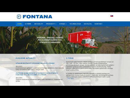 www.fontana-dk.sk