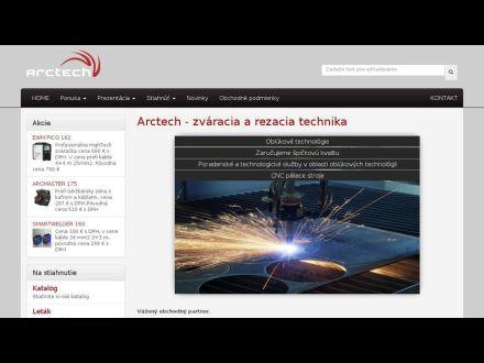 www.arctech.sk