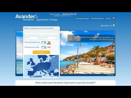 www.avander.sk