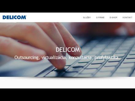 www.delicom.sk