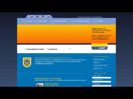 www.schafy.sk