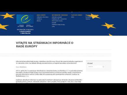 www.radaeuropy.sk