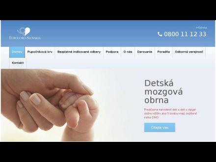 www.eurocord.sk