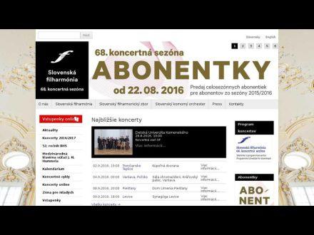 www.filharm.sk