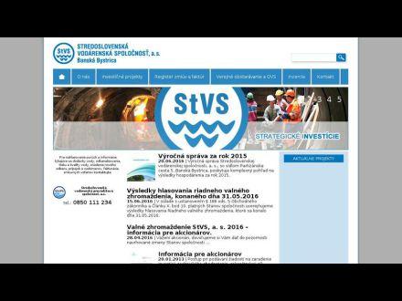 www.stvs.sk