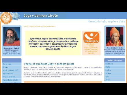 www.yoga.sk
