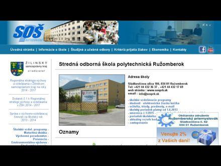 www.sosprk.sk