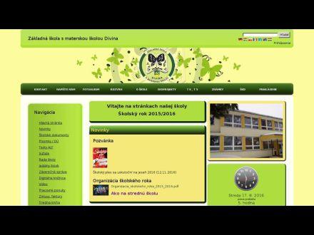 www.zsmsdivina.edupage.org