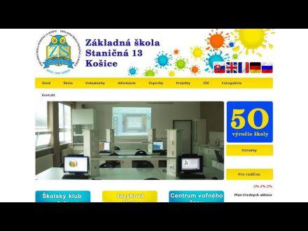 www.zsstanicnake.sk