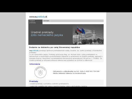 www.eupreklady.sk