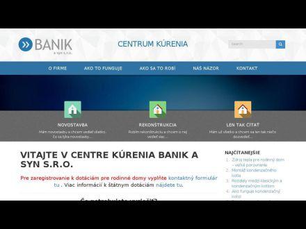 www.banik.sk