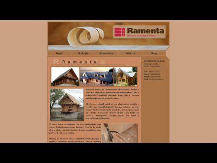 www.ramenta.sk