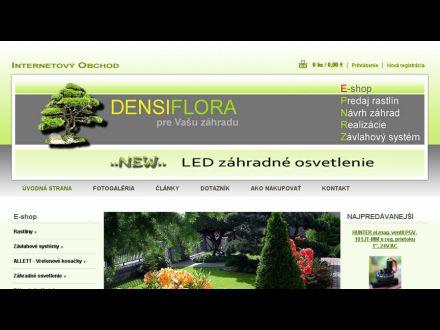 www.densiflora.sk