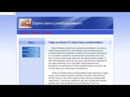 www.nedonosenedieta.eu