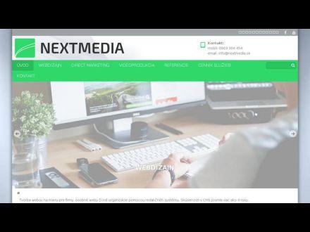 www.nextmedia.sk