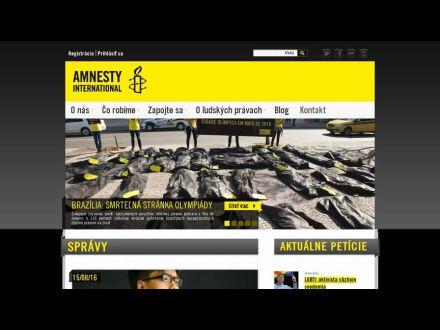 www.amnesty.sk