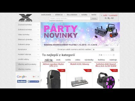 www.maxistore.cz