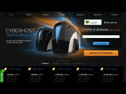 www.cyberhost.cz