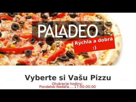 www.paladeo.sk
