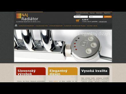 www.najradiator.sk