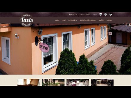 www.hotel-taxis.sk