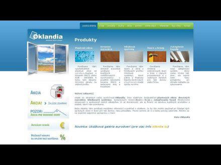 www.oklandia.sk