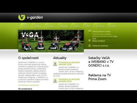 www.v-garden.cz