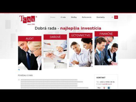 www.tcaa.sk