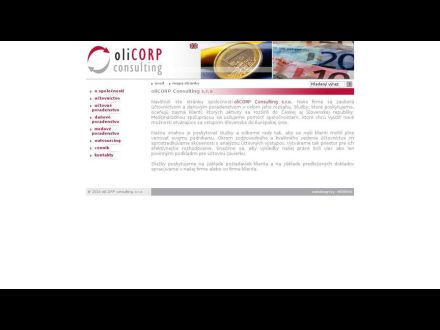 www.olicorp.sk