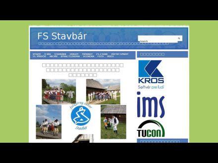 www.fsstavbar.sk