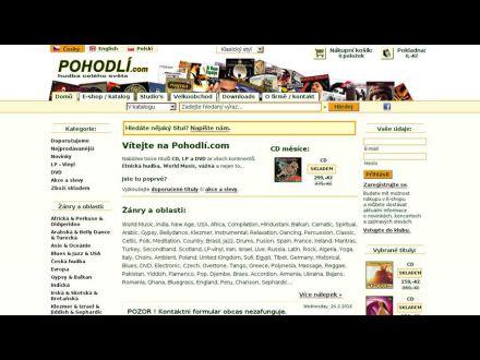 www.pohodli.com