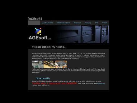 www.agesoft.sk