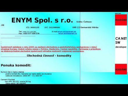 www.enym.szm.sk