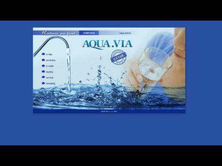 www.aquavia.sk