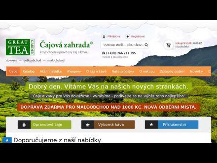 www.caj-kava.sk