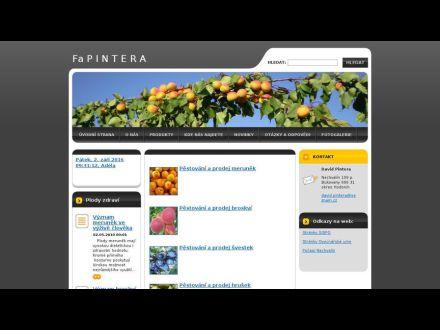 www.pintera.webnode.cz
