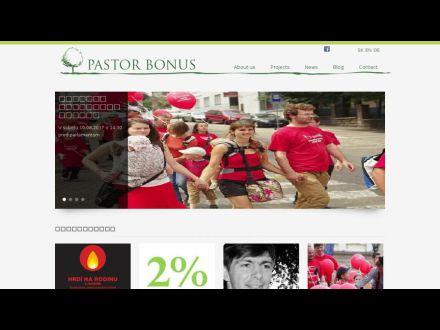 www.pastorbonus.sk