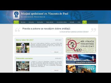www.vincentini.sk
