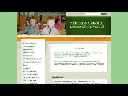 www.zskomvrbove.edu.sk