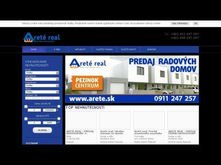 www.arete.sk