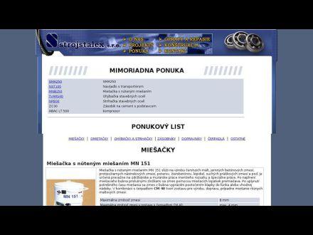www.strojstalex.sk
