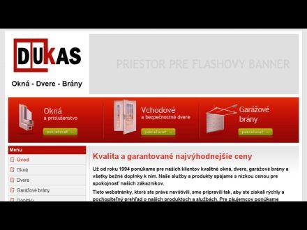 www.dukas.sk