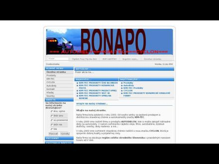 www.bonapo.sk