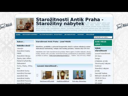www.antiquemobel.cz