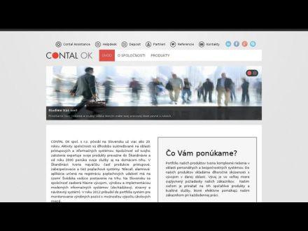 www.contal.sk