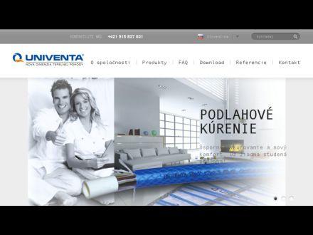 www.univenta.sk