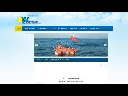 www.willytour.sk