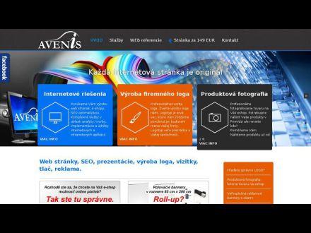 www.avenis.sk
