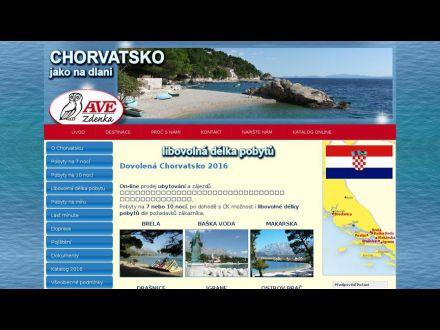chorvatsko-ave.cz